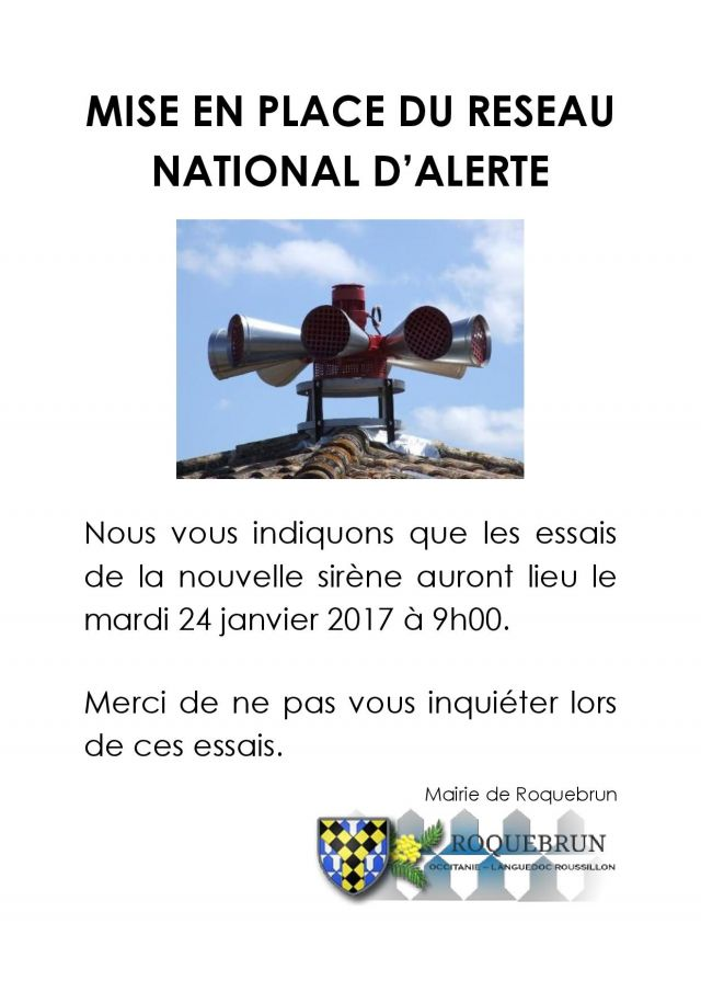 MISE EN PLACE DU RESEAU NATIONAL D page 001