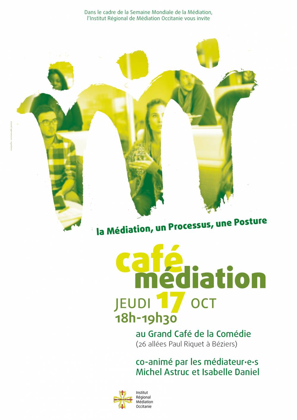 affiche cafe mediation web
