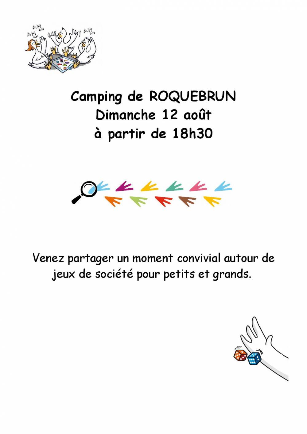 affiche camping page 001
