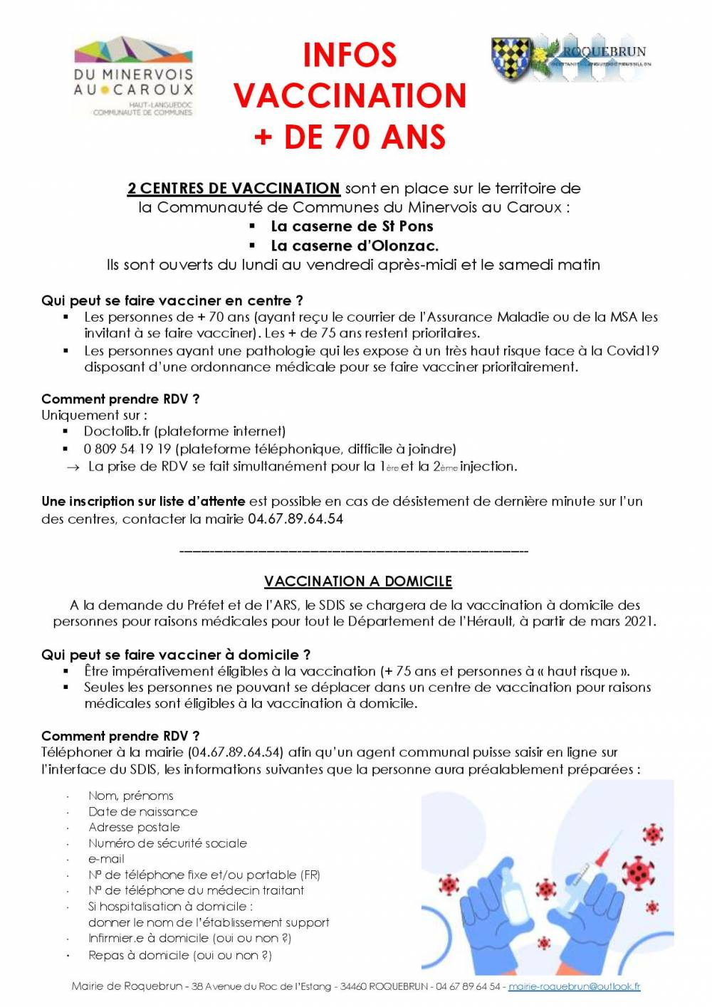 INFOS VACCINATION 70ans page 001